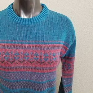 Vintage 80's Michael Gerald Crewneck Sweater